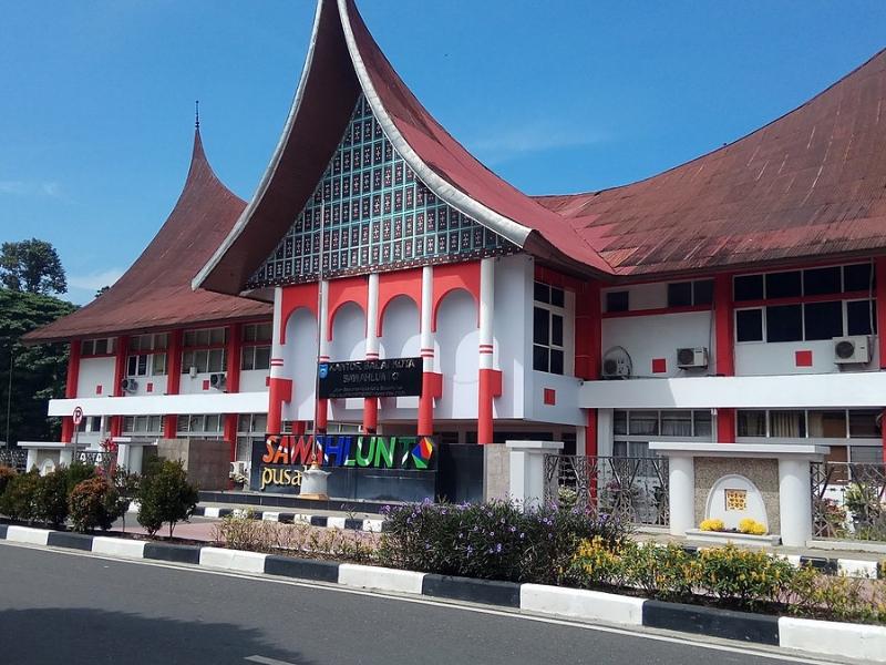Kota Sawahlunto: Kota Arang Batu Terkenal Zaman Penjajahan